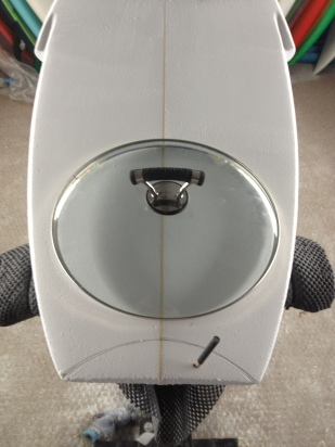 JVP Surfboards Squidster Surfboard Model